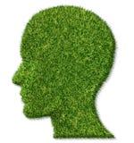 Salud del cerebro y función de memoria ilustración del vector
