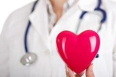 Salud del corazón Fotografía de archivo