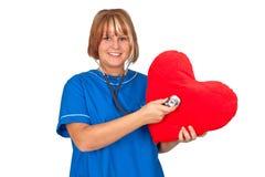 Salud del corazón Imagenes de archivo