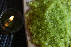 Salud en verde Fotografía de archivo