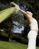 Salud estupenda del día espiritual Fotografía de archivo libre de regalías