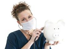 Salud financiera fotos de archivo