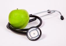 Salud y frutas Imagen de archivo libre de regalías