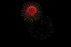 Salude en honor del Año Nuevo y de un gran día de fiesta Imágenes de archivo libres de regalías