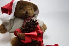 Saludo de la estación, Feliz Navidad y Feliz Año Nuevo Imagen de archivo