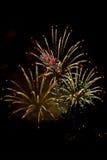 Saludo de la noche Fotografía de archivo libre de regalías