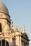 Saludo del della de Santa María de la basílica Imágenes de archivo libres de regalías