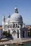 Saludo del della de Santa María de la basílica Imagen de archivo libre de regalías