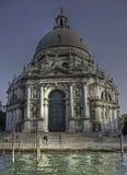 Saludo del della de Santa María, Venecia, Italia Fotografía de archivo libre de regalías