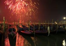 Saludo en Venecia Fotografía de archivo libre de regalías