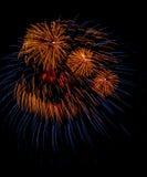 Saludo festivo Foto de archivo libre de regalías