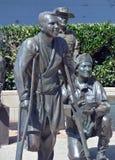 Saludo nacional a Bob Hope Fotografía de archivo libre de regalías