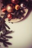 Saludo por Año Nuevo Imagenes de archivo