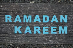 Saludos de Ramadan