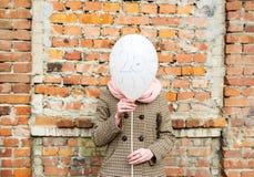 Saludos del cumpleaños Veinticinco años Fotos de archivo libres de regalías