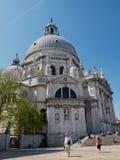 Salut de della Santa Maria Photos libres de droits