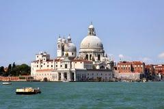 Salut de della Santa Maria de Di de basilique à Venise. photo libre de droits