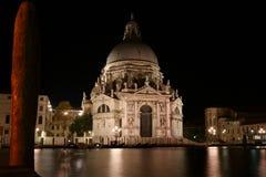 Salut de della Santa Maria Venise Photos libres de droits