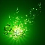 Salutation de jour de St.Patrick illustration de vecteur