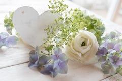 Salutations d'amour au jour de mères Image libre de droits