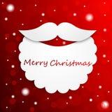 Salutations de Joyeux Noël Photos libres de droits