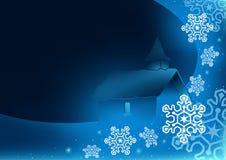 Salutations de Noël Photographie stock