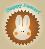 Salutations de Pâques Image stock