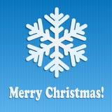 Salutations de vacances de Noël Photographie stock libre de droits