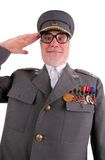 Salute Stock Images