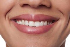 Salute dentale Fotografie Stock