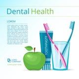 Salute dentale Fotografia Stock Libera da Diritti
