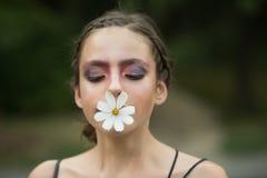 Salute e bellezza, eco, bio-, concetto della natura fotografie stock libere da diritti