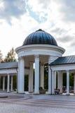 Salute Ressort Marienbad in repubblica Ceca immagini stock