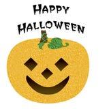 Saluti di Halloween illustrazione di stock