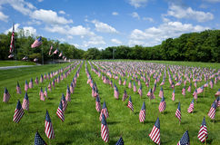 Saluting Our Veterans Stock Photos