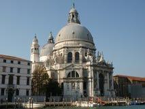 Saluto della Santa Maria Della dei Di della basilica - Venezia, AIS Immagine Stock Libera da Diritti