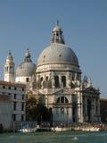 Saluto della Santa Maria Della dei Di della basilica - Venezia, AIS Fotografie Stock Libere da Diritti