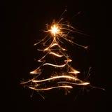 Saluto di Buon Natale Immagine Stock Libera da Diritti