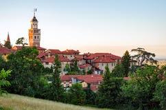 Saluzzo, Piedmont (Italy) Royalty Free Stock Image