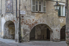 Saluzzo Stock Photography