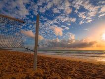 Salva da praia Foto de Stock