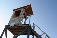 Salva-vidas Tower Imagem de Stock
