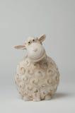 Salvadanaio delle pecore Fotografia Stock