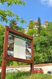 Salvado, Brasov (Rumania) Foto de archivo libre de regalías