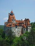 Salvado del castillo de Dracula Imágenes de archivo libres de regalías