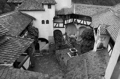Salvado del castillo, Rumania imagen de archivo libre de regalías