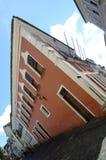 Salvador. House in the Pelourinho - Historical Center of Salvador de Bahia, Brazil Stock Images