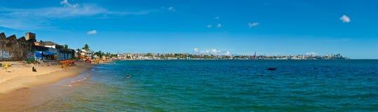 Salvador beach Stock Photography
