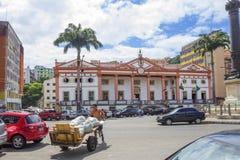 Salvador, Brazylia, pejzaż miejski obrazy stock