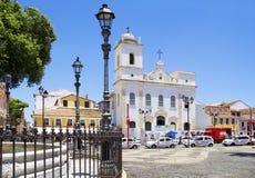 Salvador, Brazylia, Sao Pedro dos Clerigos kościół zdjęcie royalty free